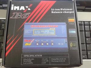 iMax B6 lipo charger