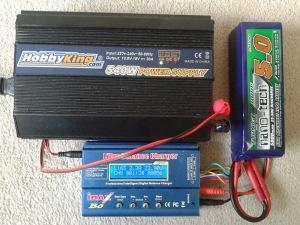 iMax B6 charger