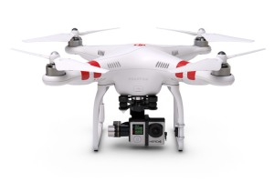 DJI Phantom 2 with H4-3D gimbal